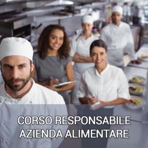 corso HACCP responsabile